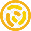 Bacteria Virus Germs Icon