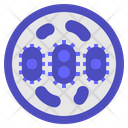 Germs Bacteria Bacterium Icon