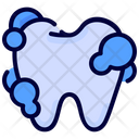 Germs in teeth Icon