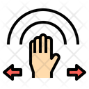 Gesture Sensor Security Icon