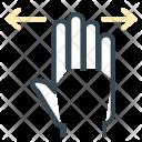 Full Move Left Icon