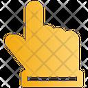 E Commerce Hand Finger Icon