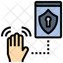 Gesture Security Icon