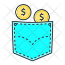 Get Cash Earn Money Income Icon