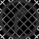 Get Direction Right Arrow Arrow Icon