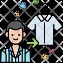Get Dressed Dressed Suit Icon