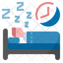 Get Enough Rest Sleep Rest Icon