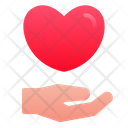 Get Love Hand Get Icon