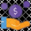 Get Money Money Dollar Icon