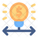 Money Hand Give Icon