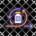 Getting Treatment Virus Icon