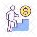 Getting Research Funding Icon