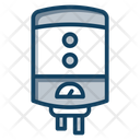 Geyser Home Appliance Electronics Icon
