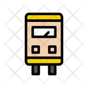 Geyser Water Measure Icon