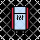 Geyser Water Heater Icon