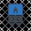 Geyser Heater Hot Icon