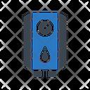 Water Heater Geyser Icon