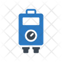 Water Geyser Meter Icon