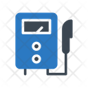 Heater Water Meter Icon