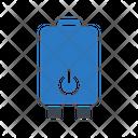 Geyser Off Heater Icon