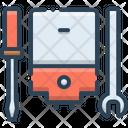 Geyser Service Icon