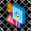 Short Circuit Plumber Icon