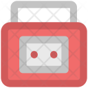 Ghetto Blaster Box Icon