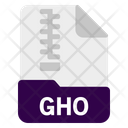 Gho File Icon
