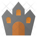 Ghost Castle Scarry Icon