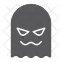Ghost Horror Character Icon