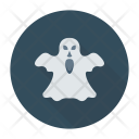 Ghost Pacman Spooky Icon