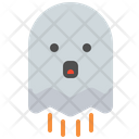 Ghost Horror Scary Icon