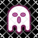 Ghost Spooky Creepy Icon
