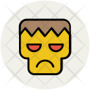 Ghost Demon Face Icon