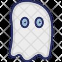 Ghost Halloween Ghost Halloween Mask Icon