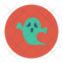 Ghost Enemy Halloween Icon