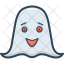 Ghost Spooky Horror Icon