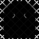 Interface Ghost Incognito Icon