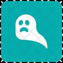 Boo Ghost Halloween Icon
