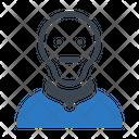Monster Alien Halloween Icon