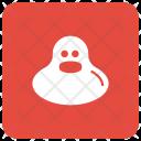 Ghost Boo Halloween Icon