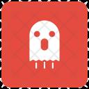 Clown Spooky Creepy Icon