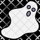 Halloween Horror Ghost Icon