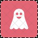 Ghost Boo Clown Icon