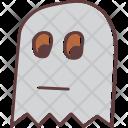Ghost Halloween Casper Icon