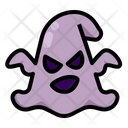 Ghost Horror Spooky Icon