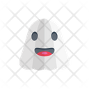 Ghost Spooky Boo Icon
