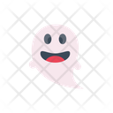 Ghost Scary Horror Icon