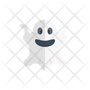 Ghost Scary Halloween Icon