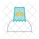 Ghost Spooky Scary Icon